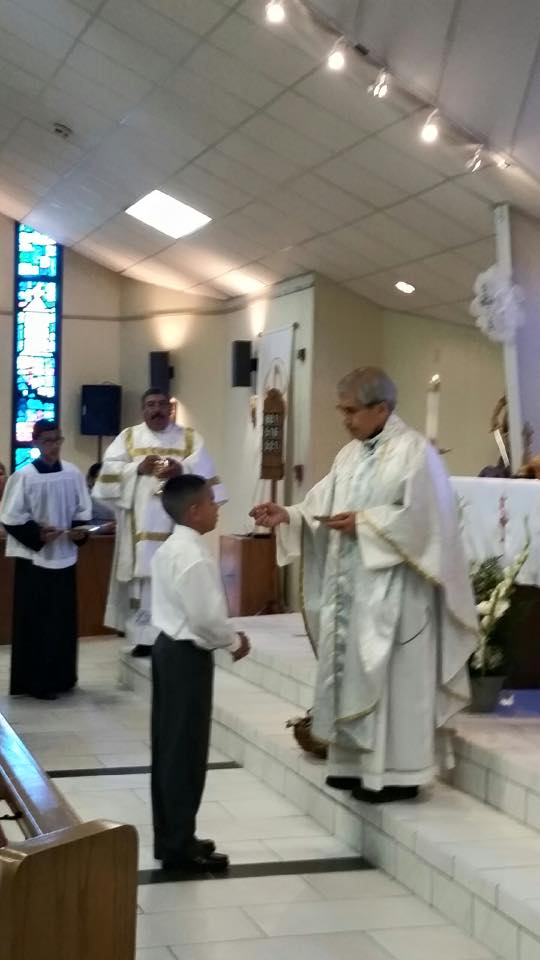 1st communion 2015-14