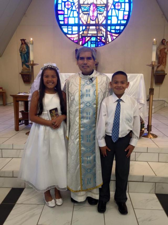 1st communion 2015-6